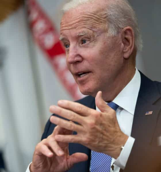 President Biden Meets With Union And Business Leaders To Discuss Infrastructure